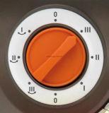 riscaldatore dell'alogeno dell'elettrodomestico 1200W con l'oscillazione