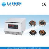 Ponto baixo superior da tabela - centrifugador 5000r/Min da velocidade, 4390× G