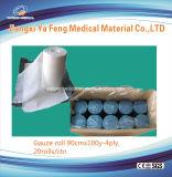 Fabricante médico dos produtos do rolo da gaze