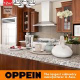 12 des uen-förmig amerikanischen Art-Küche-Quadratmeter Entwurfs-(OP16-PP03)