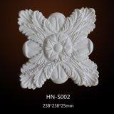 Applique PU прессформ полиуретана орнаментальный и украшение Hn-S002 Onlay