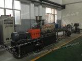 Shjs-65 Параллельный двухшнековый Экструдер водяного охлаждения Strand гранулятор