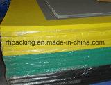 étalage de 1000*2000 1200*2400mm pp Corflute Coroplast Correx/panneau de Signage/emballage d'impression avec le film de PE