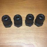 M24 X glândulas plásticas impermeáveis da borracha 1.5 IP68 e de cabo do nylon