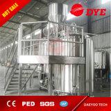cervejaria do equipamento da cerveja do aquecimento de vapor 3000L