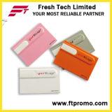 관례 (D605)를 위한 신용 카드 작풍 USB 섬광 드라이브
