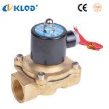 Serien-elektrisches Magnetspule-Wasser-Ventil des niedrigen Preis-220V 2W