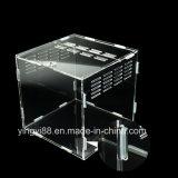 Fábrica de acrílico de calidad superior de Shenzhen de la caja de presentación del reptil