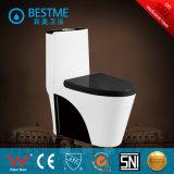 Lavage à grande eau en céramique de la Chine de mode/toilette sanitaire articles de Siphonice avec le prix bon marché (BC-2027-R)