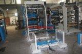Gesponnene Gewebe-Rolle, zum der Drucken-Maschine zu rollen