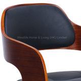 가짜 가죽 Retro 호두에 의하여 겉을 꾸미는 Bentwood 본사 의자 W15898-5