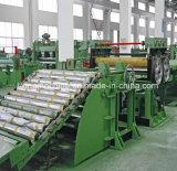 Machine de découpage en acier/coupé à la ligne de longueur