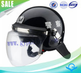 ABS Beschermende Helm met hoge weerstand/de Helm van de Politie