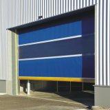 완전히 자동적인 ISO/CE/SGS 자동적인 급속한 산업 롤러 셔터 문 (HF-085)
