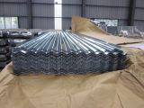 건축재료 직류 전기를 통한 물결 모양 루핑 강철판