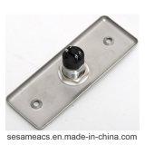 Tasto dell'acciaio inossidabile con 2 tasti (SB4E)