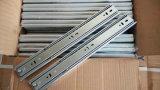 glissières roulement à billes de fin de doux de prolonge de turbine de tiroir de hauteur de 45mm pleines