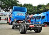Divers châssis spécial de camion, châssis de camion à benne basculante, châssis de camion de cargaison
