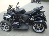 250cc ATV CEE Aprobado Road Legal Quad Bike ATV