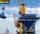 Tramoggia di depolverizzazione mobile Port elettrica di Gbm per cementare scaricatore
