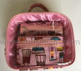De Kosmetische Handtas van de Bevordering van de Reeksen van pvc & van de Polyester