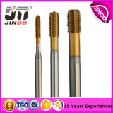 Carburo sólido británico M1.4 Mini Medical Drill Bit Tap y Die Set