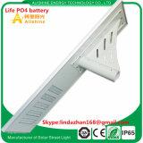Fabricante solar ao ar livre da iluminação de 15 a 120 W