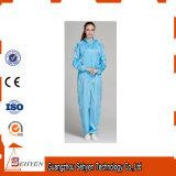 ESD帯電防止Cleanroon作業衣服