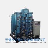 Planta médica/industrial da PSA do oxigênio de gás