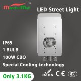 IP65 100W luz de calle LED