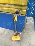 hoja de acero del CNC Hdyraulic de los 400t/4m Wc67k que dobla/equipo de doblez auto del freno de la prensa