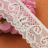 Custome-Сделанный поли шнурок вышивки для конструкций украшения одежды