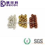 3mm 6mm 8mm 10mm de 12mm Hete het Verkopen Zilveren Juwelen van de Parel voor Roze Gouden Kleur