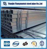 Tubo d'acciaio quadrato Q195/Q235/Q345 per il cancello