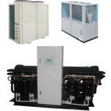 Refrigerador de agua y pompa de calor refrescados aire