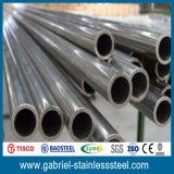 Tubulação de aço inoxidável sem emenda 304 do melhor preço