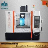 Fresadora del CNC del cambiador de herramienta automático de la manía de Vmc350L mini
