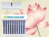 Tipo spaccato della parete solare del condizionatore d'aria
