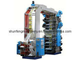 12 Farben-flexographische Drucken-Maschine (YT-12 600 -1000)