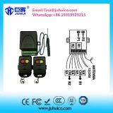 nécessaires d'intérieur du récepteur radio 433MHz ou 315MHz et de l'émetteur pour la porte d'ouvreur ou de garage de grille