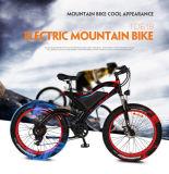 2017新しいモデルのスマートな電気バイク、電気山の自転車
