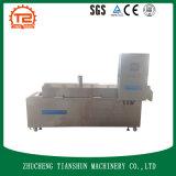 Machine électrique automatique de nourriture de chauffage/poissons machine de développement de friteuse faisant frire la machine Tszd-40