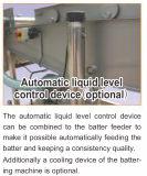 Tempura d'aliments de préparation rapide battant la machine Njj600-V