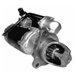 dispositivo d'avviamento di 24V 7.5kw 12t per il motore Nikko KOMATSU Lester 18107