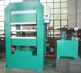 Máquina de vulcanización para el tipo de marco de goma de la placa