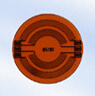 Cercle/ka rond/de rosette de jauge de contrainte