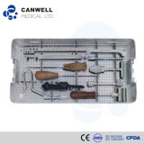 Conjunto femoral experto del instrumento del clavo de Canwell, conjunto femoral del instrumento del clavo