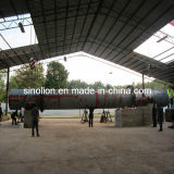 Selling caliente en Malasia Oil Palm Efb Rotary Dryer