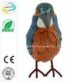 Metalleisen-Vogel-Form-Garten-Ausgangsdekoration-Andenken-Fertigkeiten