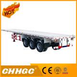 3 assi 40-70t scelgono il rimorchio del camion del carico del contenitore del tubo